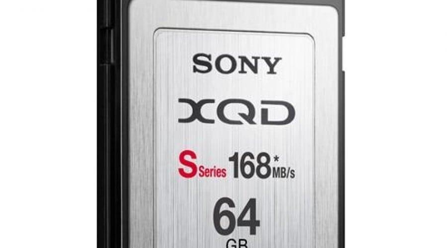 Sony XQD Seria S: Card de memorie dedicat fotografiei de sport