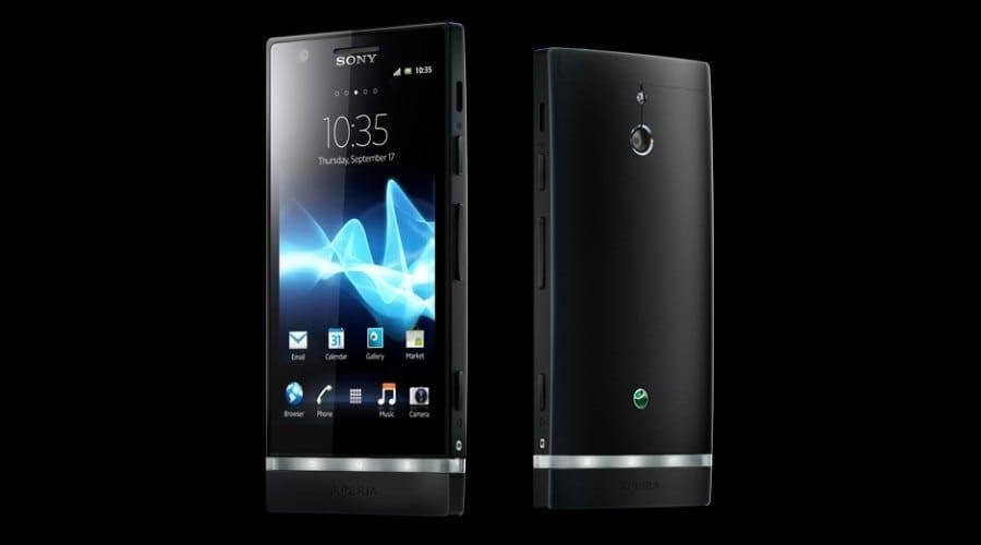 Sony Xperia P, campion la capitolul luminozitatea ecranului