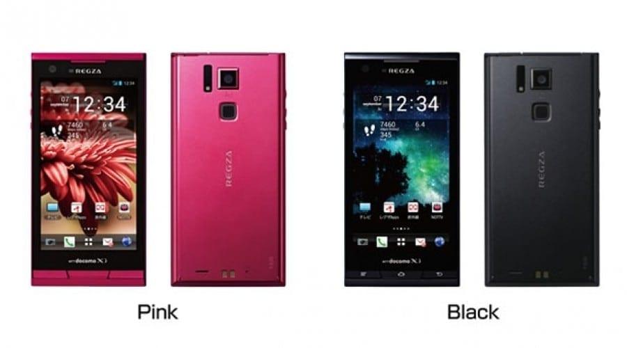 Fujitsu lansează Regza Phone T-02D