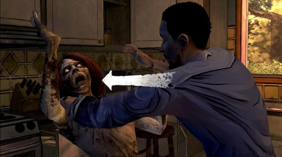 The Walking Dead îţi invadează iPhone-ul şi iPad-ul de joi