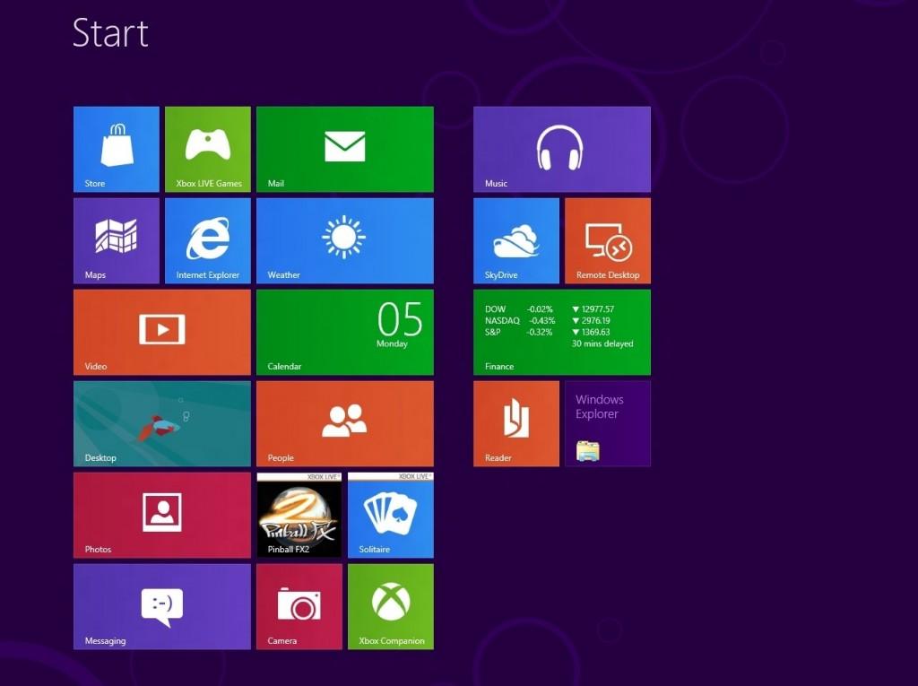 60 de milioane de licente Windows 8 vandute de Microsoft