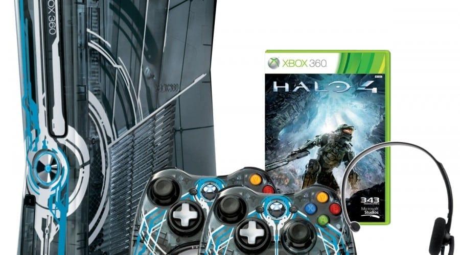 Xbox 360: Un look incendiar completează lansarea lui Halo 4