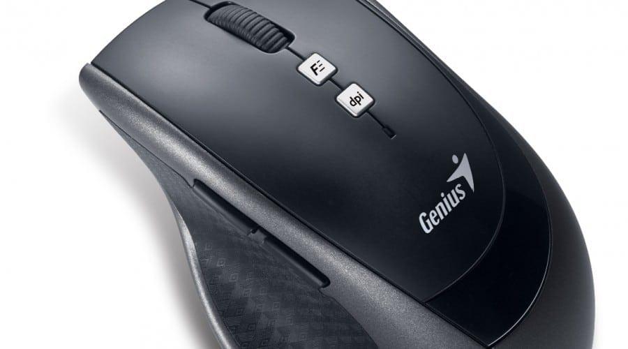 Genius lansează mouse-urile DX-8100 şi DX-6010