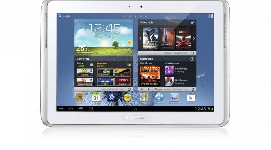 Samsung Galaxy Note 10.1 soseşte luna aceasta