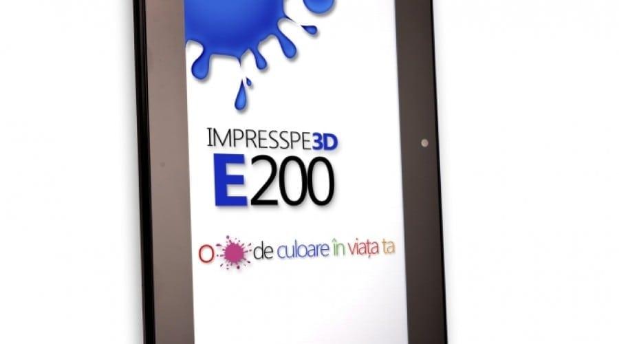 Impresspeed E200 şi Impresspeed Essential A100, două tablete noi de la E-Boda