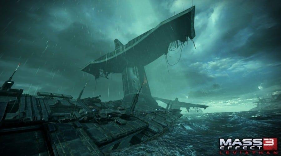 Mass Effect 3 Leviathan DLC (review): O piesă importantă din puzzle