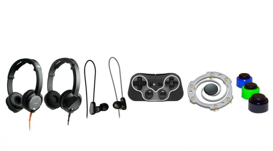 Gamescom 2012: Butoane pentru ecrane touch, căști și controlere de la SteelSeries