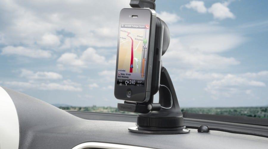 TomTom Hands-Free Car Kit: Sunet clar pentru convorbirile la volan