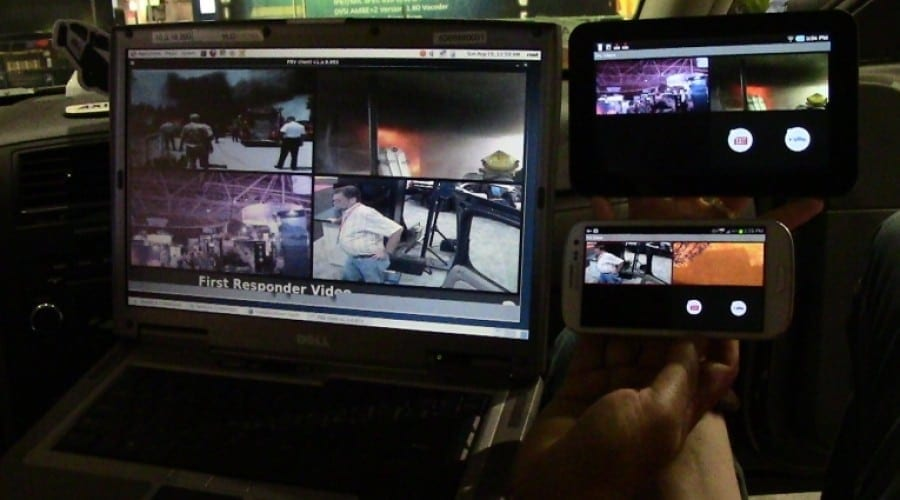 Alcatel-Lucent ajută pompierii, ambulanţa şi poliţia cu programul First Responder Video