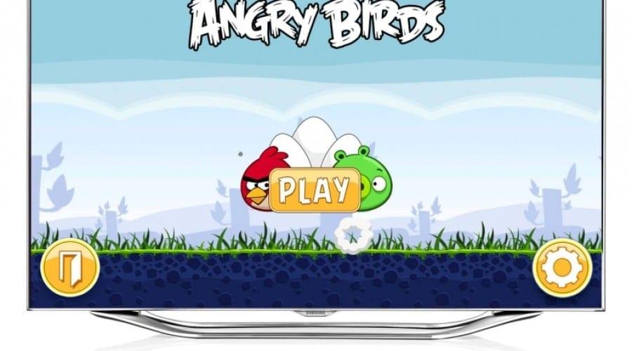 Samsung organizează un concurs Angry Birds în România