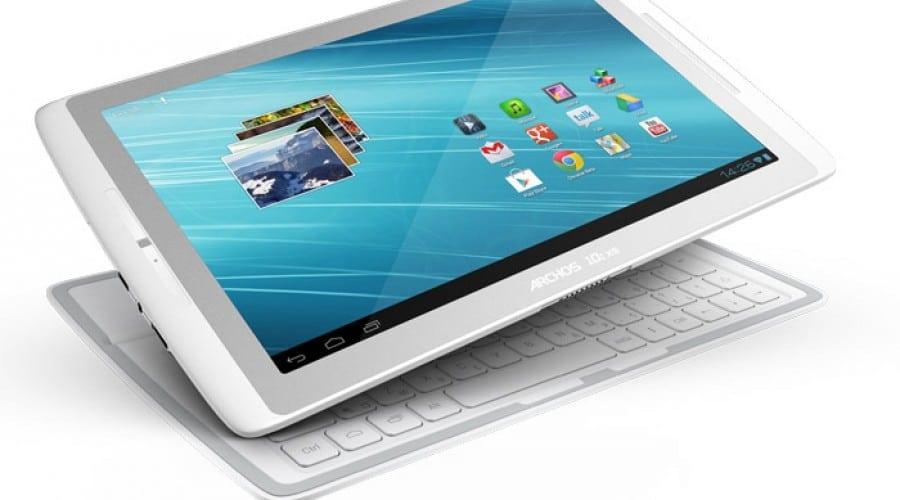 Archos 101 XS: Tabletă ultra-subţire cu protecţie Coverboard