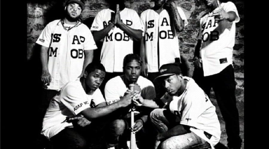ASAP Mob – Lords Never Worry – SWAG RAP (Recenzie album)