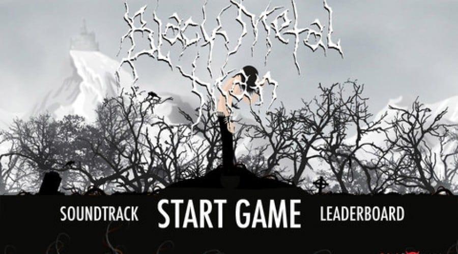 Black Metal Man: Joc pentru iOS dedicat fanilor genului muzical Black Metal