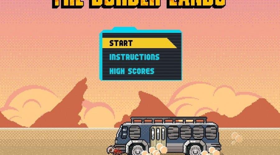 Joaca Borderlands gratuit, in versiunea de 16 biti