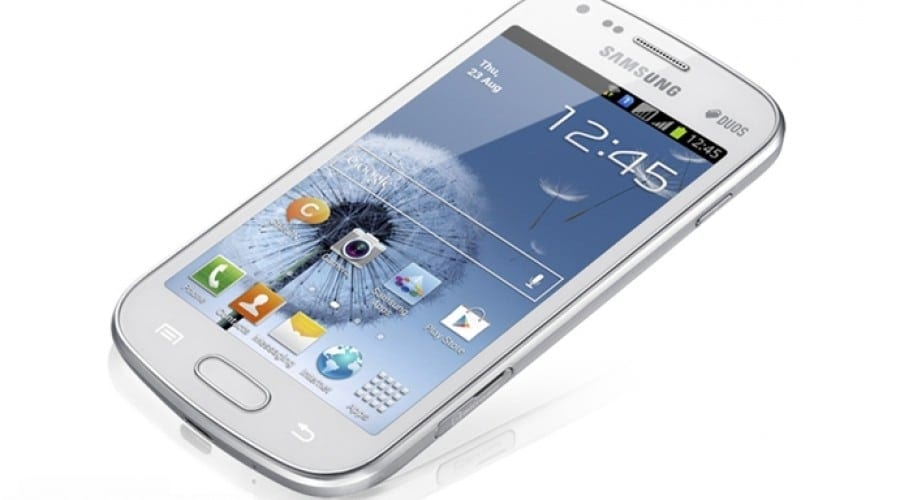 Samsung Galaxy S Duos: Dual SIM, Android 4.0 şi procesor la 1GHz