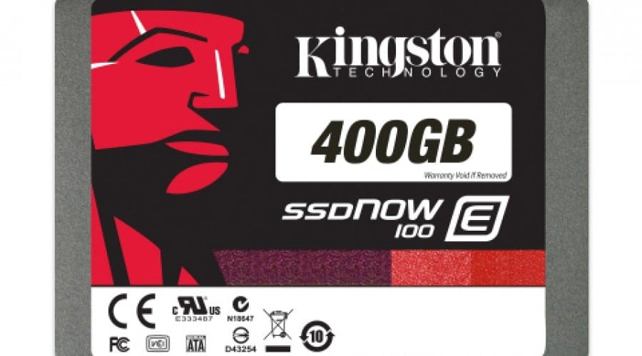 Kingston SSDNow E100: Capacitate de până la 400GB