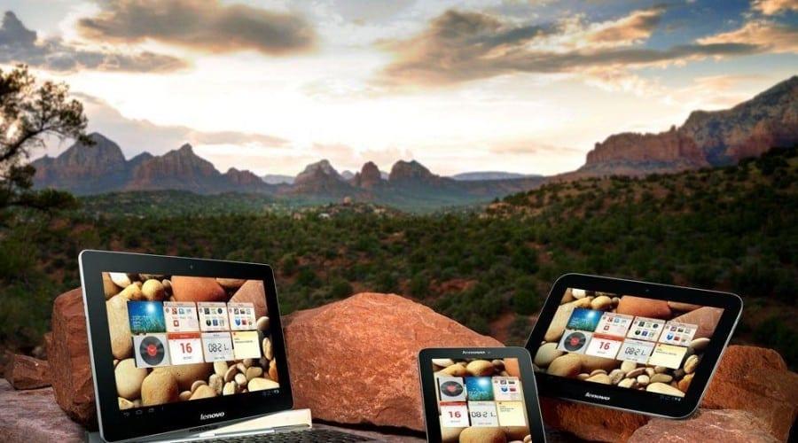 Lenovo a prezentat la IFA Berlin noile tablete Ideatab S2110A, A2107A şi A2109A