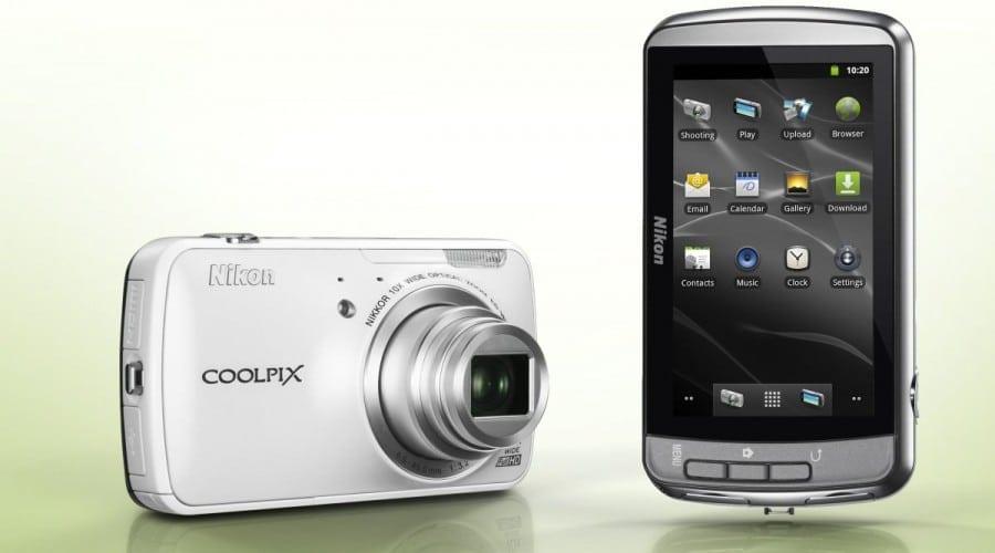 Nikon S800c: Primul aparat foto cu Android 2.3 oferă acces la Instagram