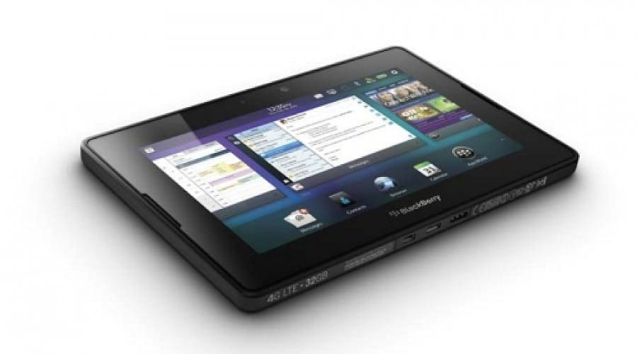 BlackBerry Playbook, acum cu tehnologie LTE