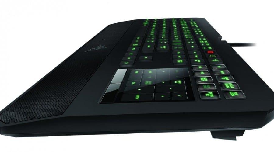 Razer DeathStalker Ultimate, cea mai inteligentă tastatură a momentului
