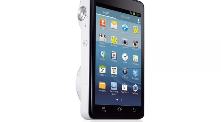 Samsung Galaxy Camera: Android Jelly Bean şi senzor de 16.3 megapixeli