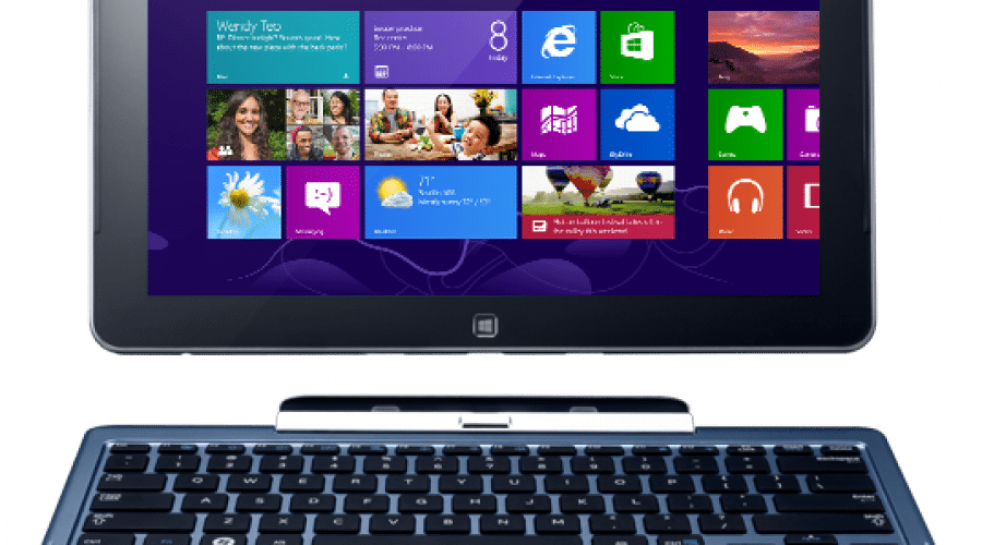 Samsung ATIV Smart PC şi Smart PC Pro: Hibrid de notebook şi tabletă cu Windows 8