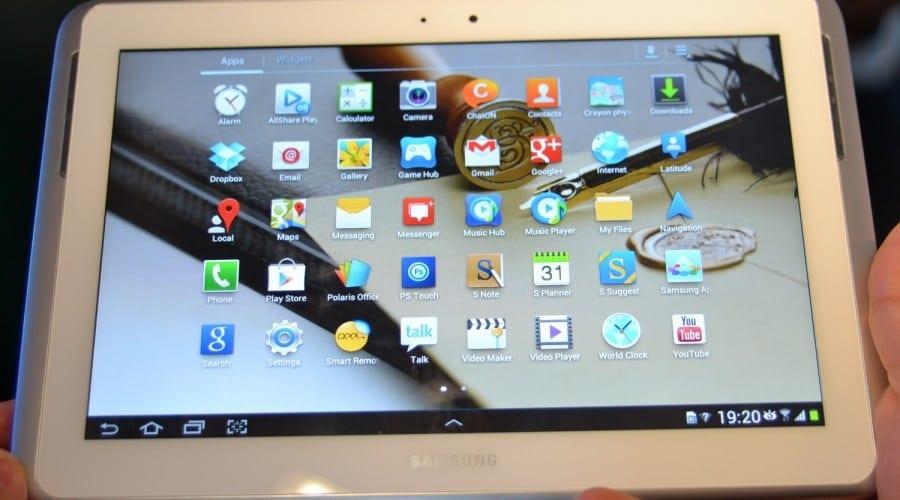 Samsung lansaseaza Galaxy Note 10.1 in Romania