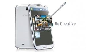Samsung Galaxy Note 2: Vânzări de peste 3 milioane de unităţi