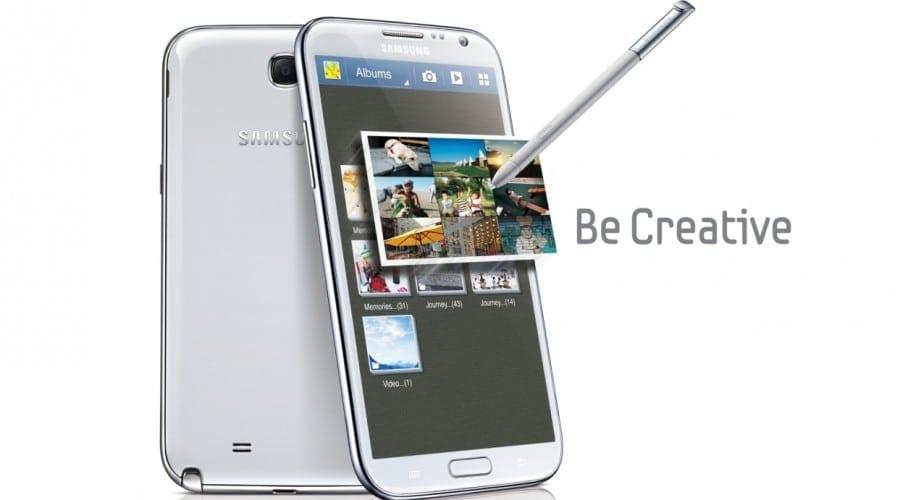 "Samsung Galaxy Note II: Ecran de 5,5"", Jelly Bean şi un nou S Pen"