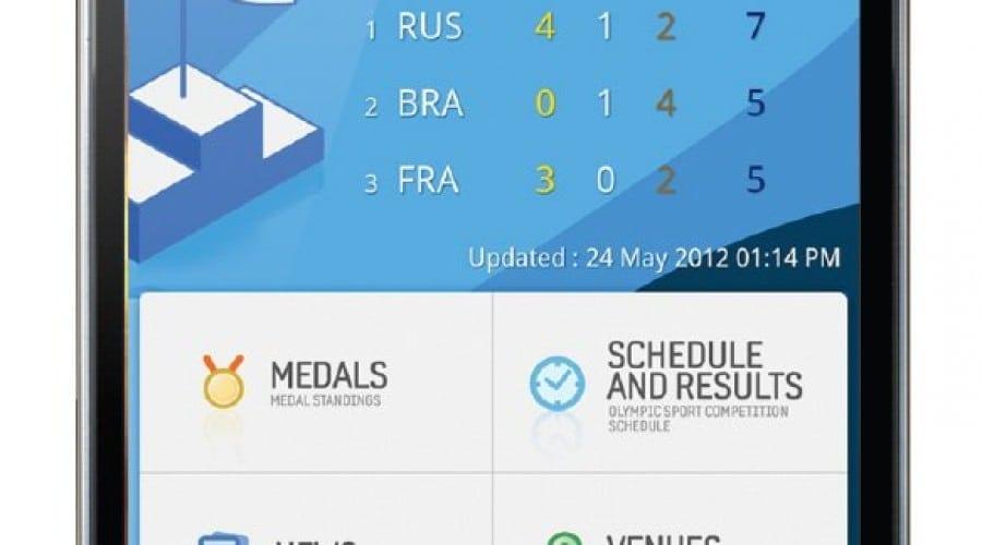 Samsung WOW s-a dovedit un succes și la Jocurile Olimpice de la Londra