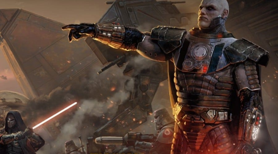Star Wars The Old Republic devine gratuit din toamnă