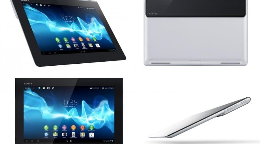 Sony Xperia Tablet S: Procesor quad-core, tehnologii de sunet şi imagine Sony, accesorii interesante