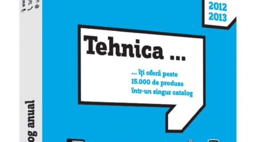 Catalogul anual Conrad 2012-2013: Cel mai mare catalog de produse electronice din România