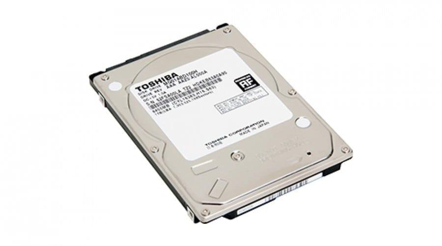 Toshiba anunţă două dispozitive de stocare de 750 GB si 1TB