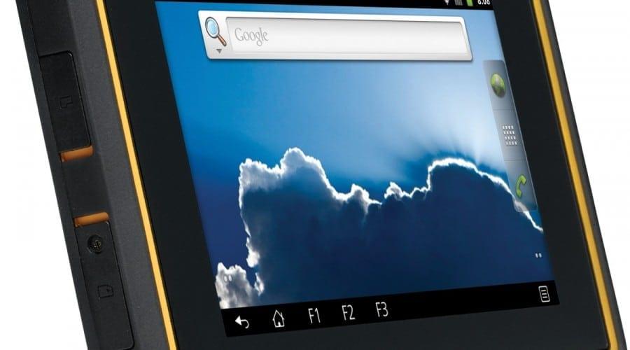 Getac Z710: Cea mai rezistentă tabletă Android