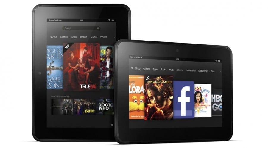 Kindle Fire şi Kindle Fire HD: Tablete pentru toate buzunarele