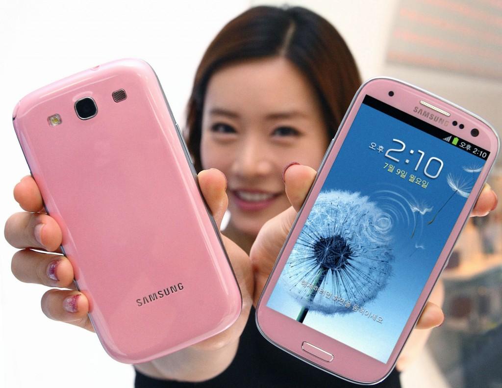 samsung galaxy s3, galaxy s3 roz, pink galaxy s3