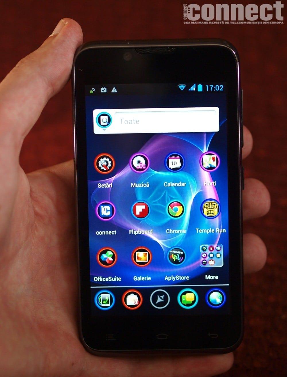 [Concurs]Câştigă o un smartphone cu Android 4.0 Allview P5 !