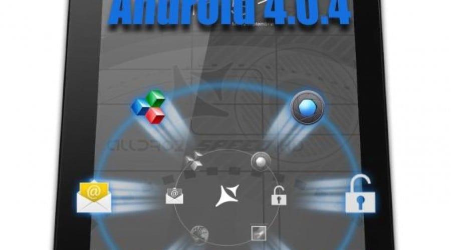 Android Ice Cream Sandwich 4.0.4, acum pe AllDro 2 Speed HD