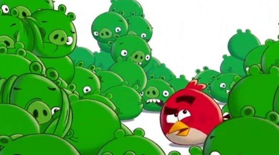 Bad Piggies: Creatorii Angry Birds învaţă porcii să zboare