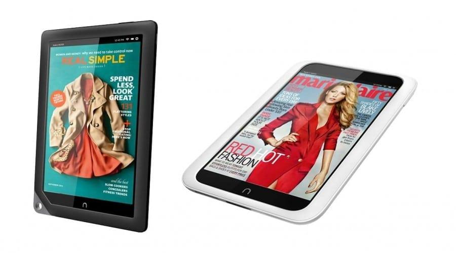 Nook HD şi HD +: Tablete ce ameninţă Kindle Fire HD şi Google Nexus 7