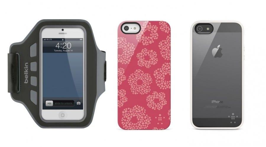 iPhone 5: Belkin prezintă noua serie de accesorii