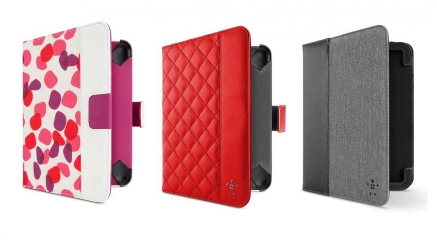 Amazon Kindle Fire HD: Accesorii de la Belkin pentru noua tabletă