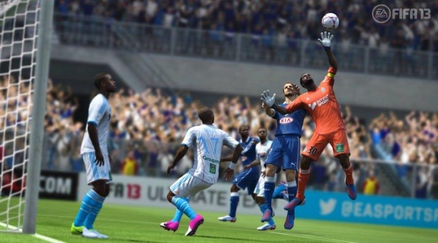 Fifa 13 se mândreşte cu o lansare istorică