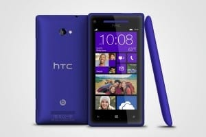 HTC 8X cu Windows Phone 8, la un pret de 129 euro la Orange