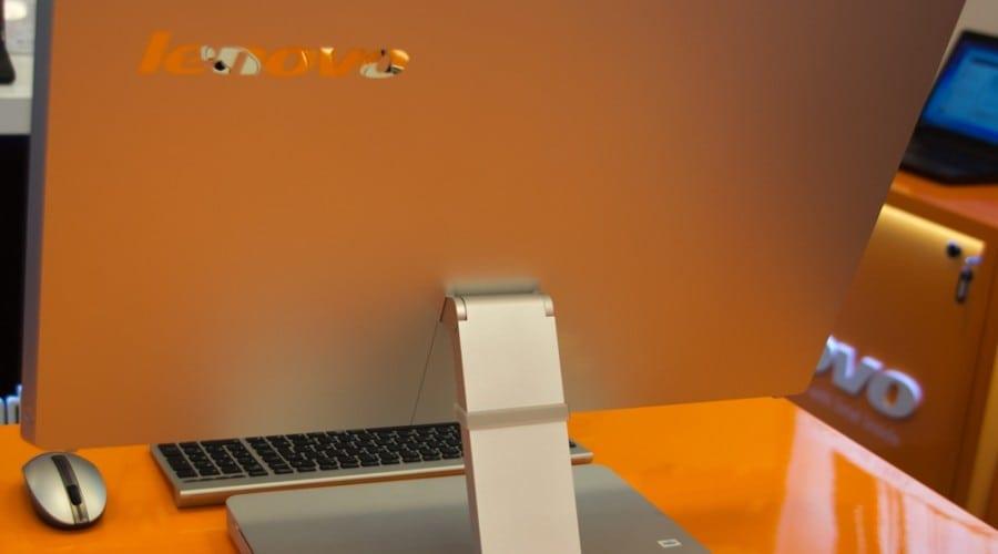 Lenovo aduce in Romania IdeaCentre A720, cel mai subtire AiO de pe piata