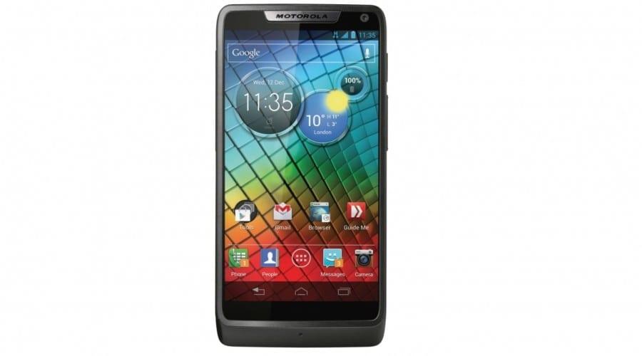 Motorola RAZR i: Primul smartphone Android cu procesor Intel de 2GHz