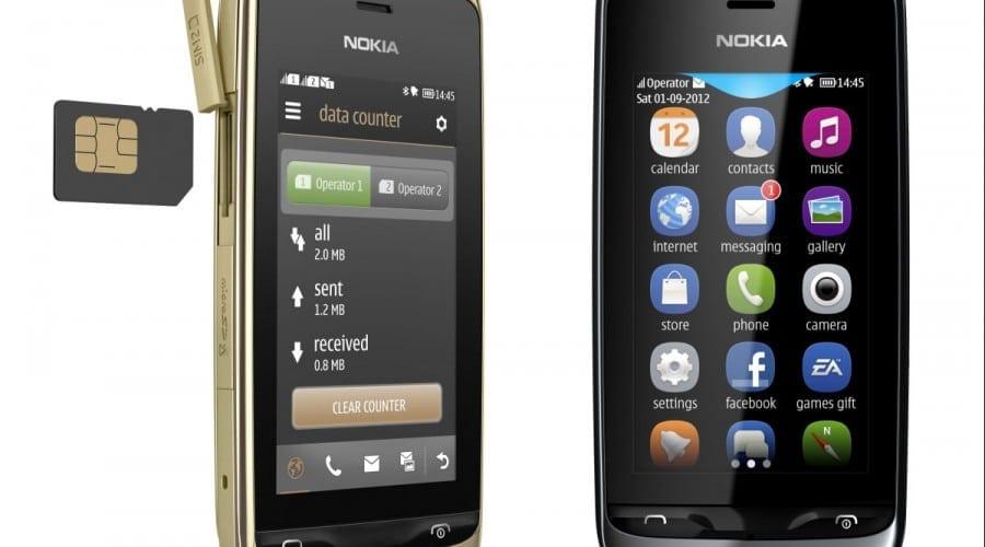 Nokia Asha 308 şi Asha 309: Cele mai ieftine modele cu ecran capacitiv de la Nokia