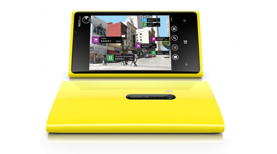 Nokia Lumia 920: Windows Phone 8, încărcare wireless şi cameră PureView