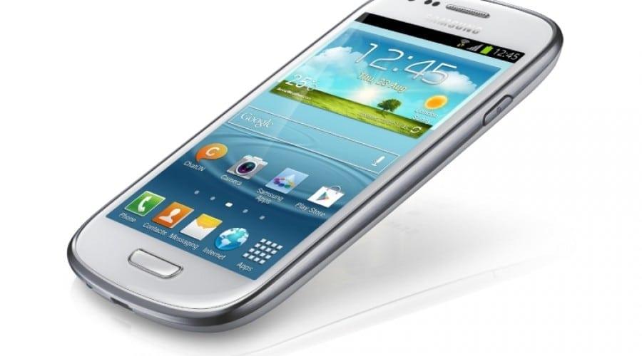 Samsung Galaxy S III mini: Procesor de 1GHz, ecran de 4 inchi şi cameră de 5 megapixeli